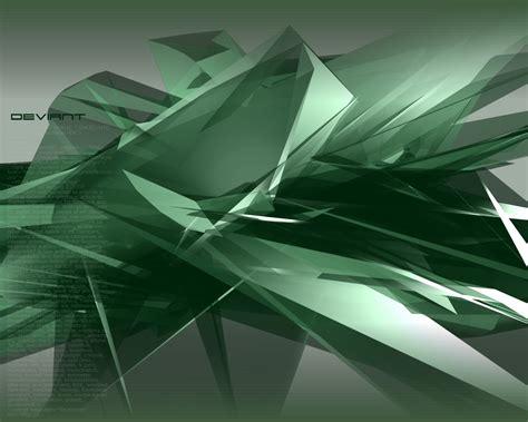 Wallpaper Abstrak 4 3d abstrak green hd wallpaper 3d abstract wallpapers