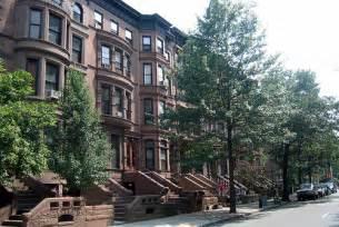 Brooklyn Row Houses - brooklyn gentrification neighborhoods left behind