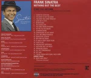 nothing but the best frank sinatra addition product information
