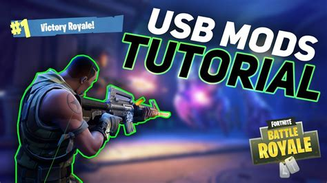 tutorial hack ps4 fortnite battle royale usb mod menu tutorial aimbot