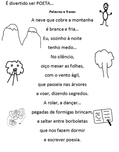 frases para fitas de jardim de infancia com palavras e frases nasce poesia feita pelos poetas e