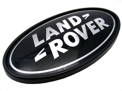 land rover logo range rover sport supercharged black silver rear land