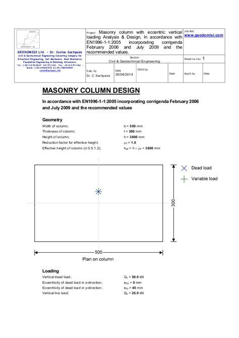 masonry layout exles masonry column design exle other dresses dressesss