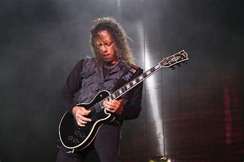 kirk hammett les paul custom 1989 gibson custom les paul black beauty guitars collector