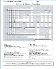 Crossword Answer Garden Pests Science Vocabulary Crossword Puzzles The Collection