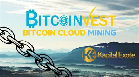 Bitcoin Cloud Mining Investment 0 by Bitcoinvest 2 Bitcoin Cloud Mining все о