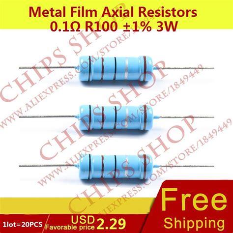 resistor r100 resistor r100 28 images chip resistor toogoo r 100 x resistors 5 6k ohm 1 4w 250v 5 carbon