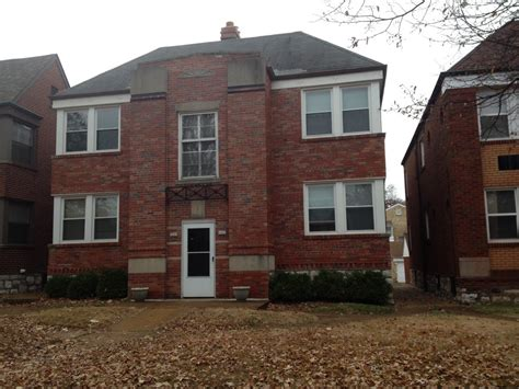 1 bedroom apartments in st louis mo 6368 bancroft ave st louis mo 63109 1 bedroom condo for