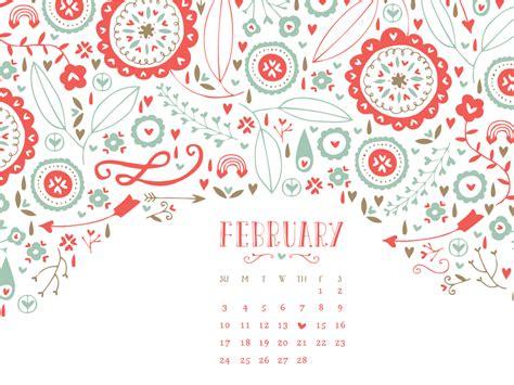 February 2012 Wallpaper Backgrounds Desktop Wallpapers Calendar February 2016 Wallpaper Cave