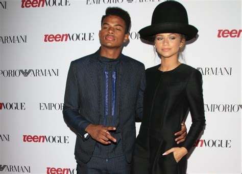 trevor jackson zendaya coleman zendaya boyfriends 2018 who is zendaya dating now