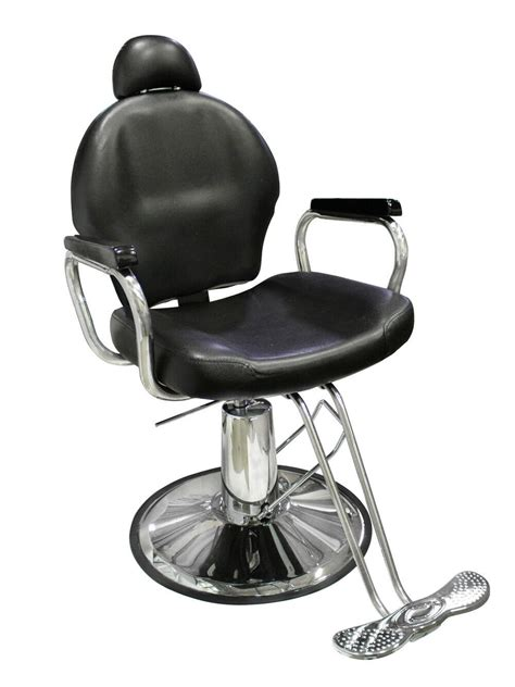 new reclining hydraulic barber chair salon styling