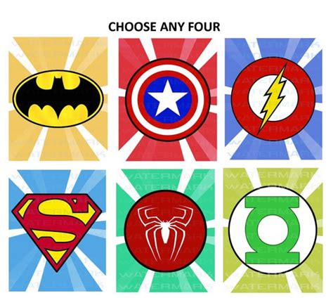superhero emblem outline clip art library