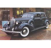 1936 Buick 90 Limited 40 Mclaughlin Return To 1935 1938