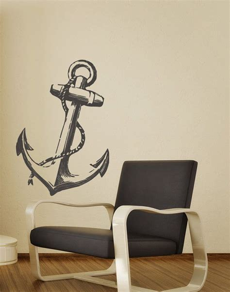 anchor room decor best 25 anchor wall ideas on anchor anchor decorations and teal nautical