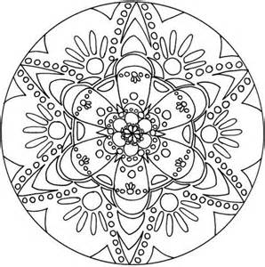 Snowflake Coloring Pages For Kids  AZ sketch template