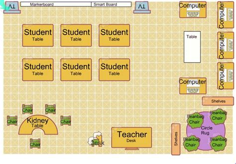 create classroom floor plan classroom layout template classroom layout how to create a