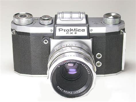 Kamera Canon X3 kamera und fotomuseum kurt tauber praktica f x 3