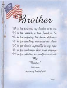 Memory poems for brother a remembrance for brother quotes quotesgram