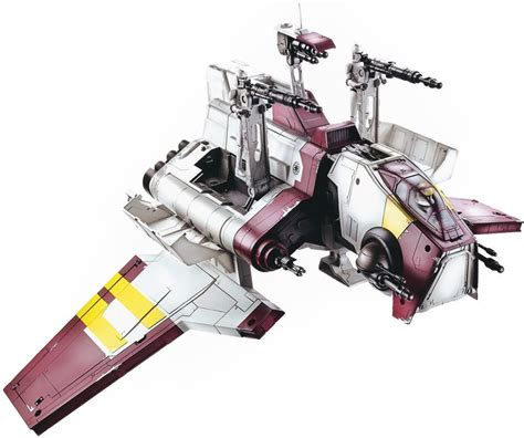 Wars Trooper Vehicles by Wars Clone Wars Vehicles Republic Attack Ship