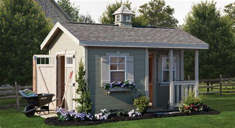 cottage style garden sheds cottage style garden sheds cottage shed amish yard