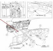 Evaporator Drain Location On Most Vehicles Car Pictures