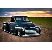 Chevy Truck Bagged Air Ride Rat Rod Hot Jalopy Classic
