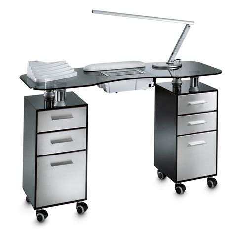manicure tables with ventilation 17 best images about manicure tables on gold