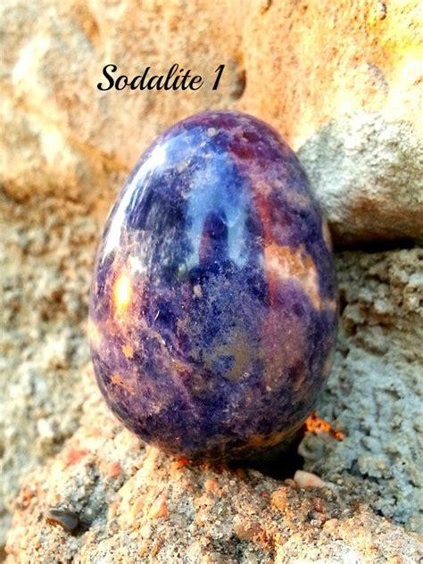 Yoni Balls Detox by Yoni Egg Sodalite Egg And Minerals