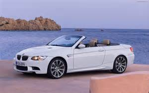 2008 Bmw M3 Convertible Bmw M3 Convertible 2008 Widescreen Car Wallpapers