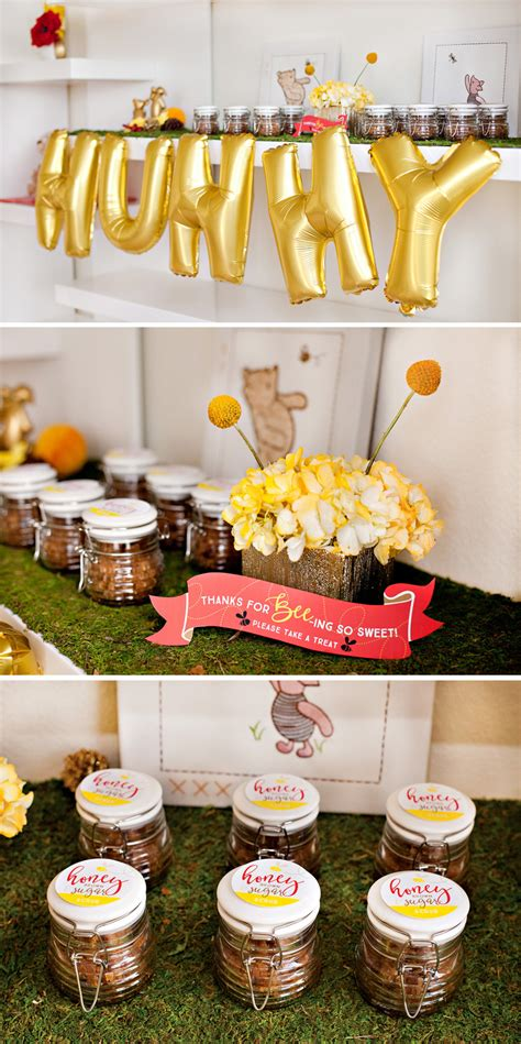 Classic Winnie The Pooh Baby Shower Supplies by Classic Winnie The Pooh Baby Shower Decorations Baby