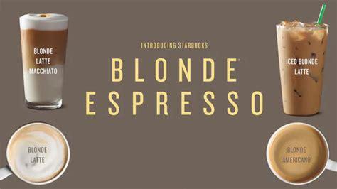 Starbucks Canada Debuts New Blonde Espresso Roast   Canadify
