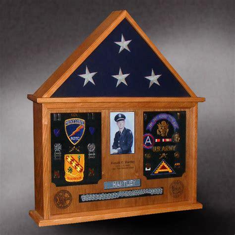 dog house flag display case  greg seitz woodworking