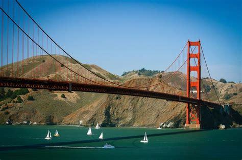 boats under san francisco boats under the golden gate bridge i left my heart in
