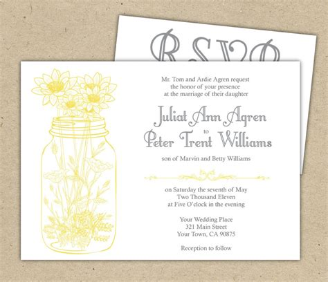 invitation wording with rsvp invitation ideas