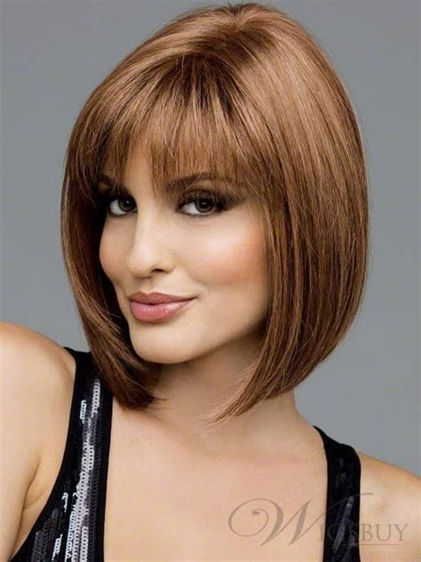 hairstyles bangs bob medium length layered bob haircuts with bangs hairstyle
