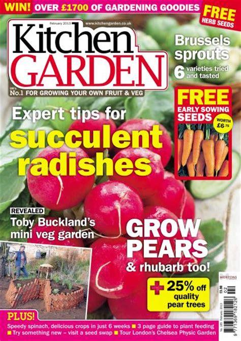 Top 5 Gardening Magazines Unique Magazines Blog Vegetable Garden Magazines