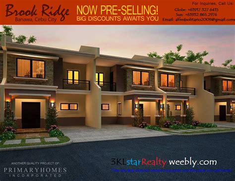 brookridge happy valley banawa cebu city primary homes