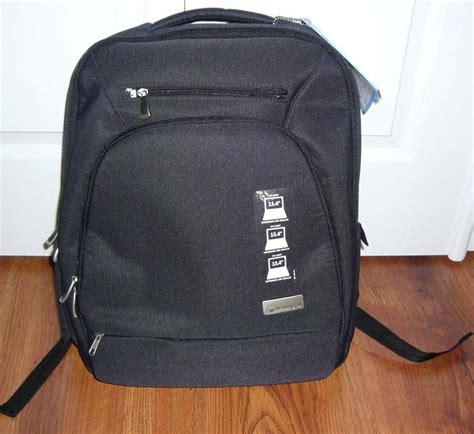 kensington contour traveler notebook backpack review