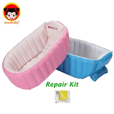 travel baby bathtub portable baby infant swimmingpool travel inflatable bath
