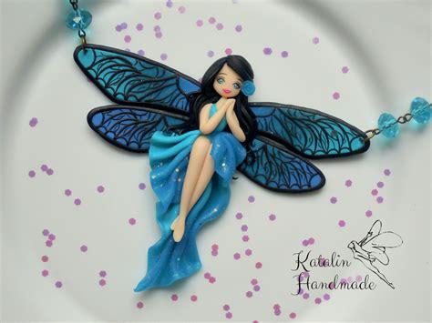 Handcrafted Fairies - katalin handmade dragonfly