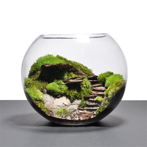 Handmade Terrariums - 25 adorable miniature terrarium ideas for you to try