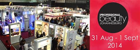 beauty industry trade shows 2014 professional beauty johannesburg spa directory