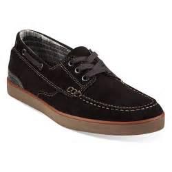 Clarks Shoes Clarks Mens Jax Boat Shoes
