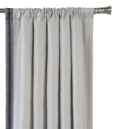 fog curtain luxury bedding by eastern accents edris fog curtain