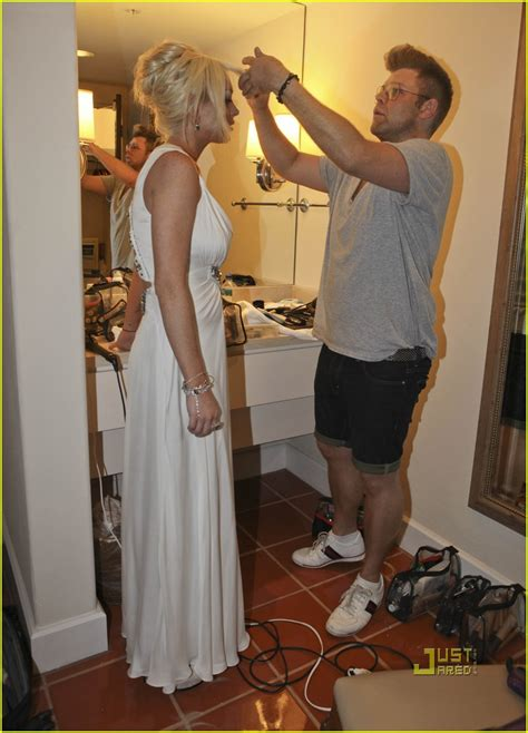 Is Lindsay Lohan Getting Ready For With The Hair by Lindsay Lohan Get Ready For S Wedding