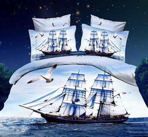 boat bedding sets boat comforter promotion shopping for promotional