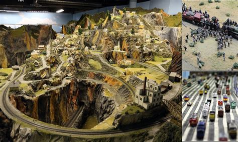 Bedroom Sets Dallas world s largest model railroad draws thousands in nj