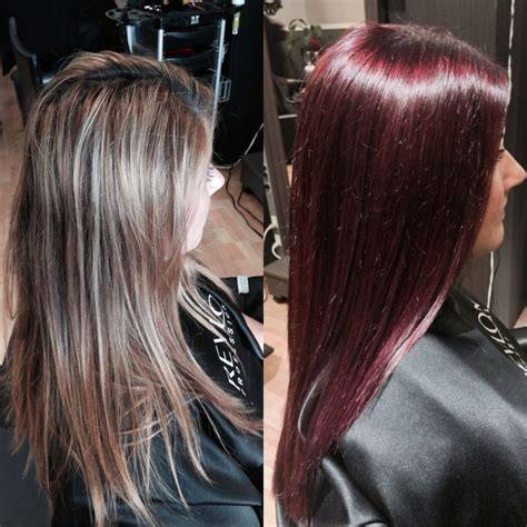 merlot hair color 1000 ideas about wine hair on wine