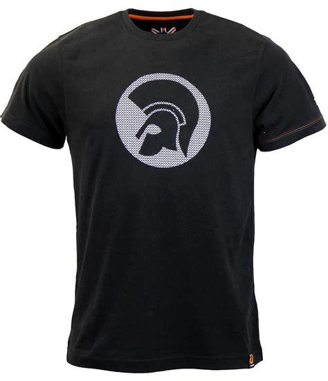 Tshirt Trojan Exclusive trojan records retro mod ska micro helmet logo repeat t shirt