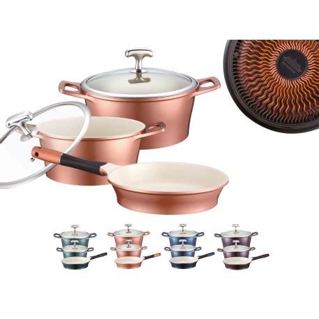 Diskon Dessini Ceramic Cookware 5pcs energio 30